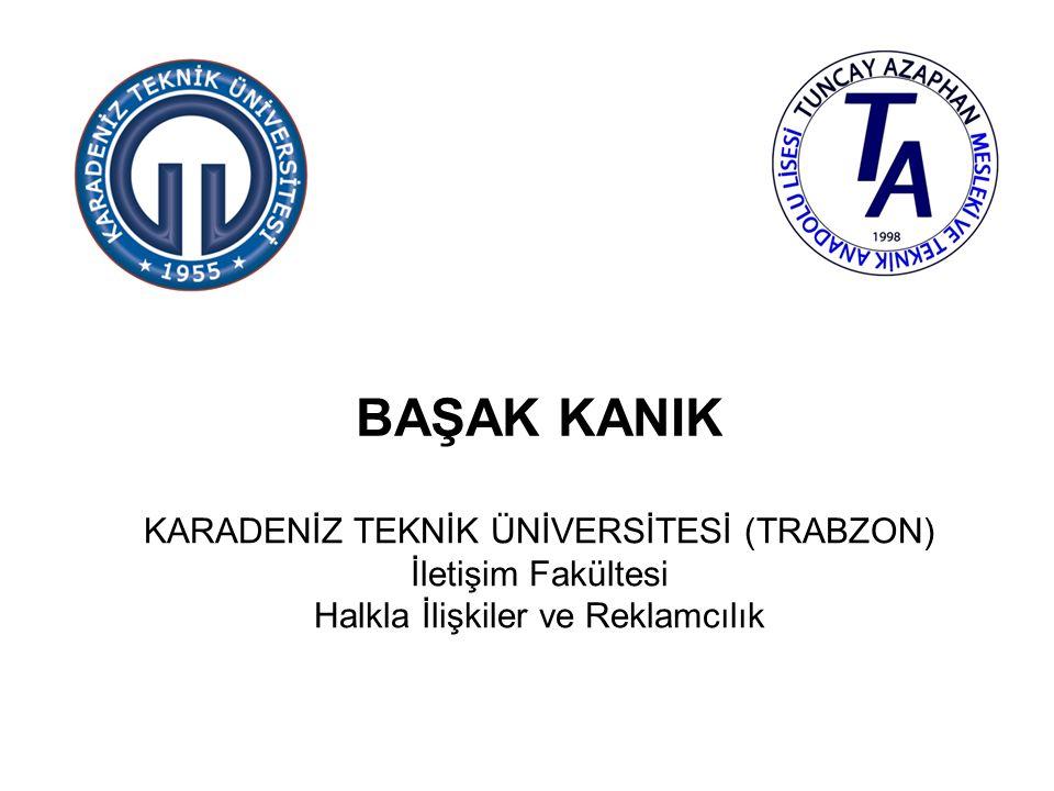 MURATCAN VIZDIK FATİH ÜNİVERSİTESİ (İSTANBUL) Fen-Edebiyat Fakültesi İngiliz Dili ve Edebiyatı (%50 Burslu)