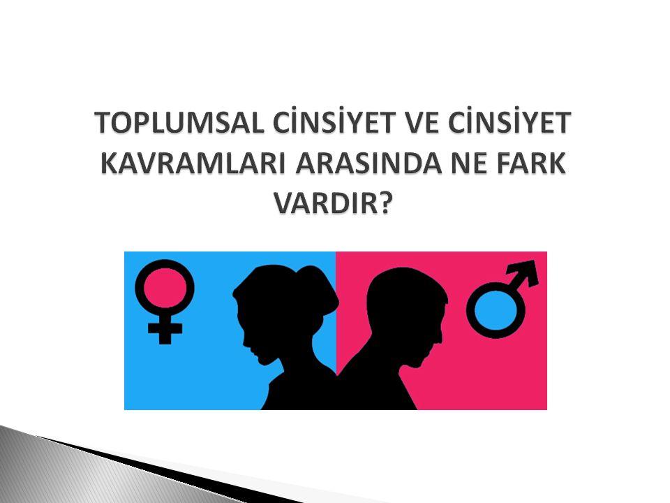 Biyolojik cinsiyet ; kişinin kadın ya da erkek olarak gösterdiği genetik, fizyolojik ve biyolojik özelliklerdir