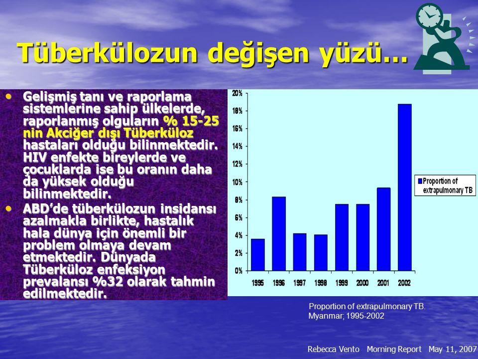 Tüberküloz Yerleşimi Dr.Haluk C.Çalışır -Tüberküloz