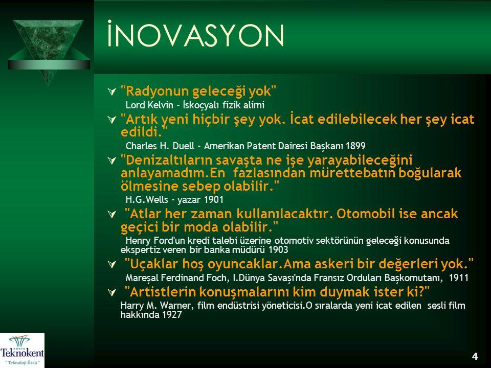 4 İNOVASYON 