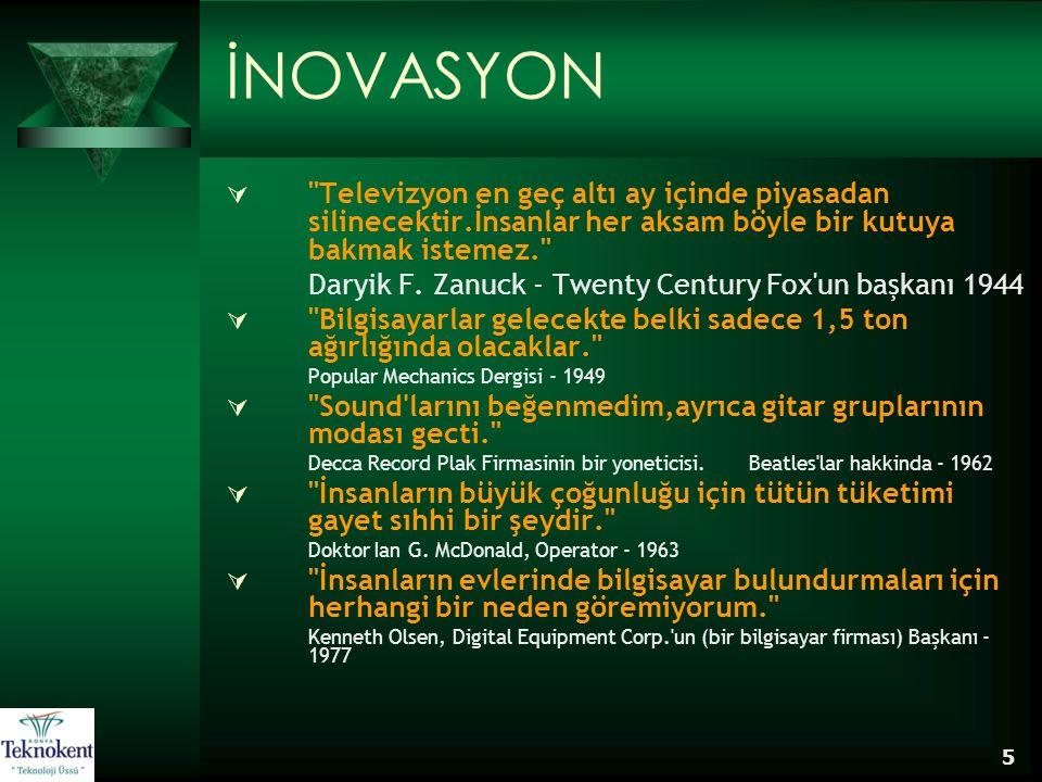 5 İNOVASYON 