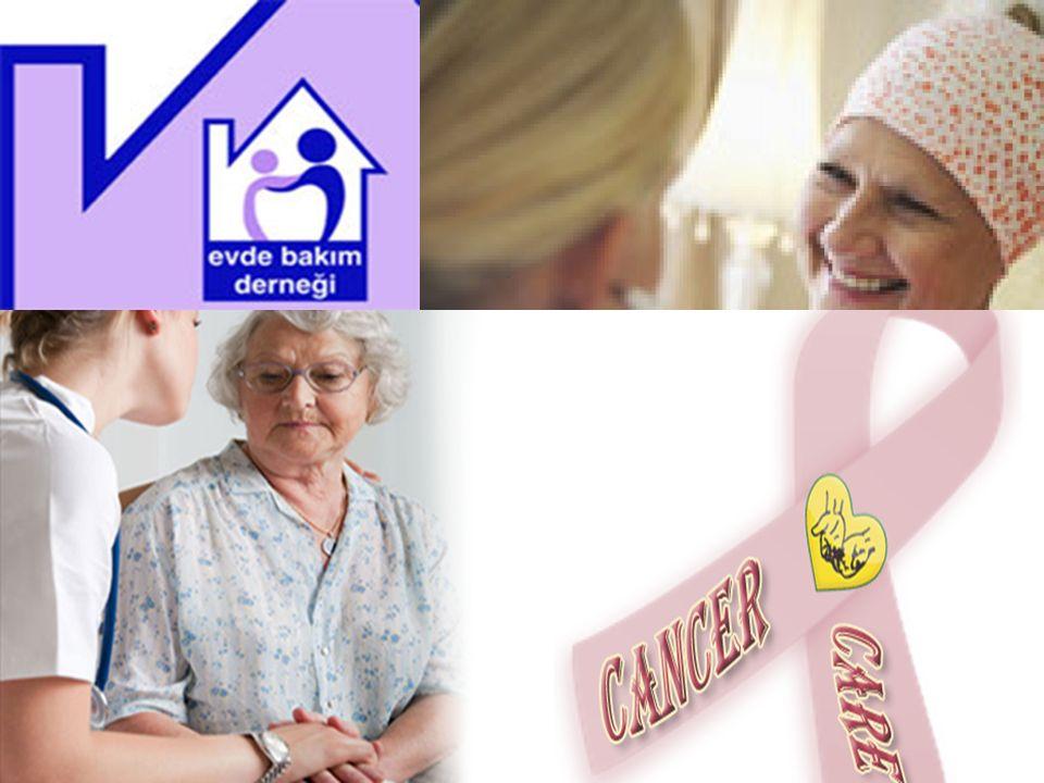 Kanserli Hastaların Evde Bakımında Hemşirelik Girişimleri/Uygulamaları  Bilgi ve Hasta ve Aile Eğitimi Hemşireler eğitim için yazılı ve görsel kaynaklar kullanabilirler.