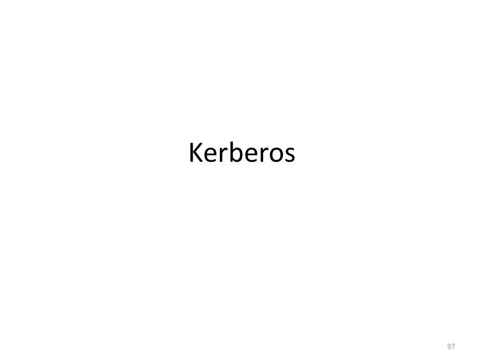 Kerberos 97