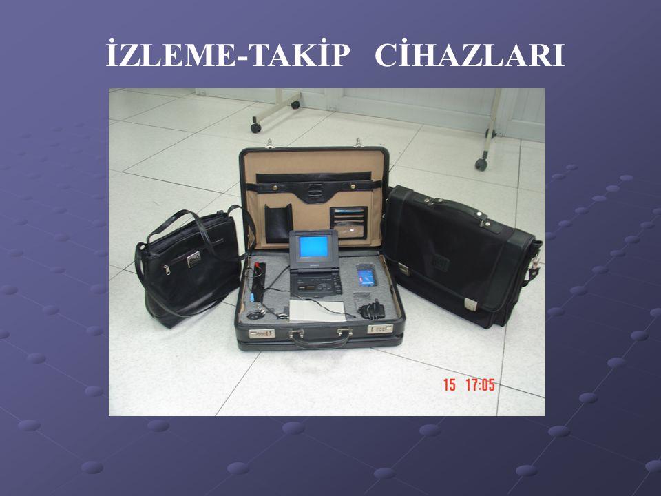 İZLEME-TAKİP CİHAZLARI
