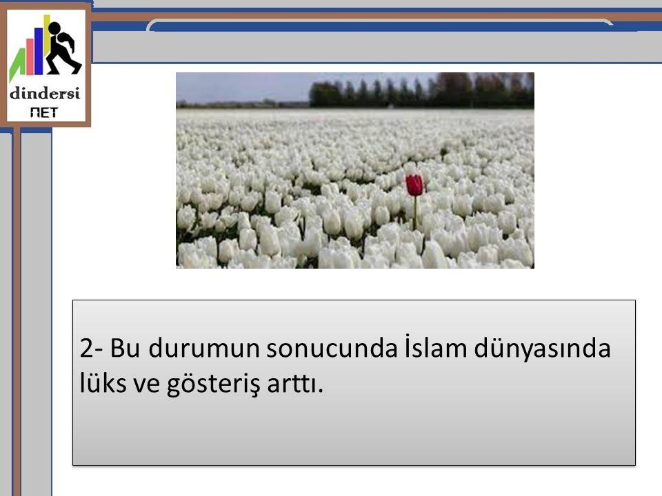 3- Bunu fark eden bazı İslam alimleri, Hz.