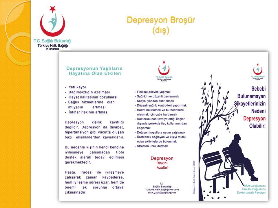 Depresyon Broşür (dış)