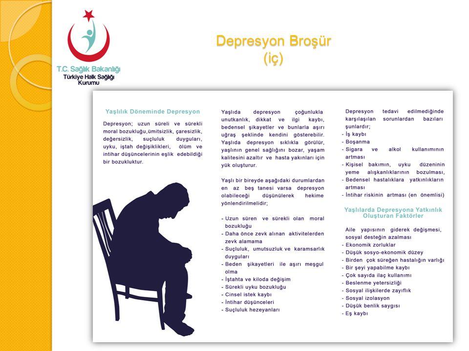 Depresyon Broşür (iç)