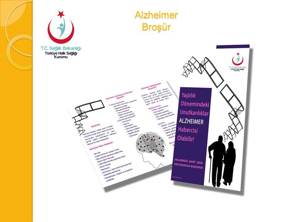 Alzheimer Broşür