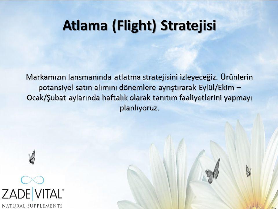 Atlama (Flight) Stratejisi Markamızın lansmanında atlatma stratejisini izleyeceğiz.