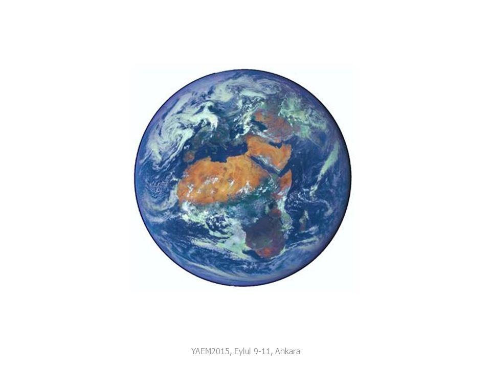 Özetle: Doğal kaynakların bugünkü durumu 'sürdürülebilir' değildir.