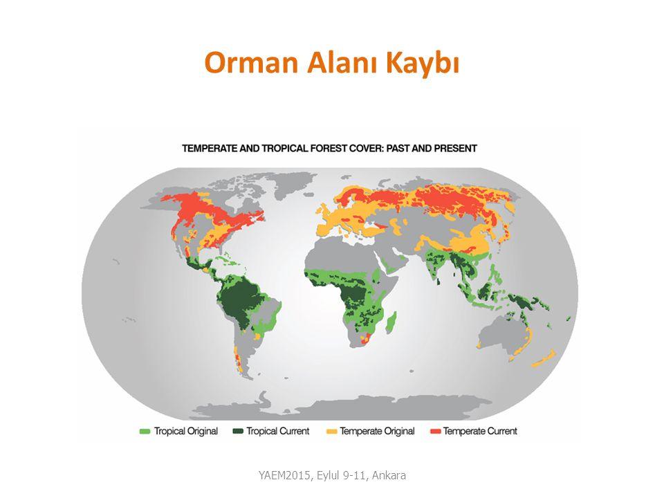 YAEM2015, Eylul 9-11, Ankara Mekansal-Bağlantılı ÖDA Seçim Problemi Süreklilik için yeterli şart: Seçilen bir birimden çıkan akış o birime gelen toplam akıştan fazla olmalıdır