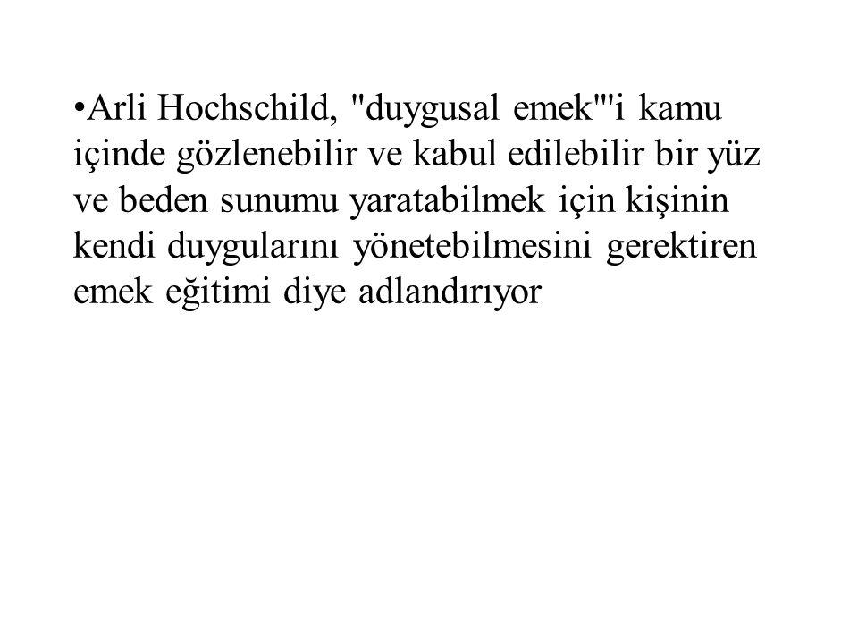 Arli Hochschild,