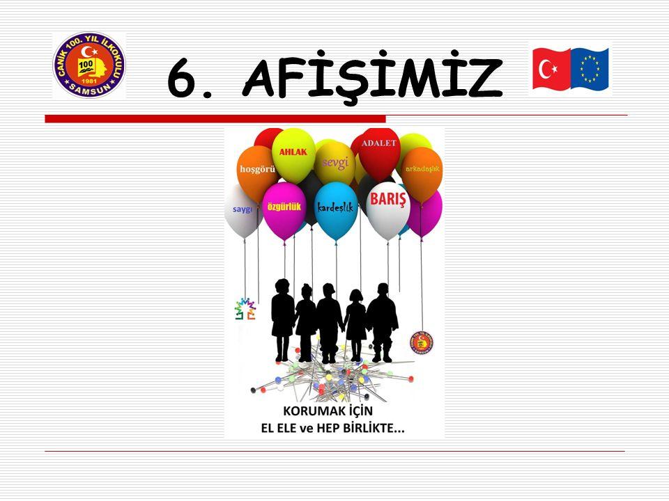 6. AFİŞİMİZ