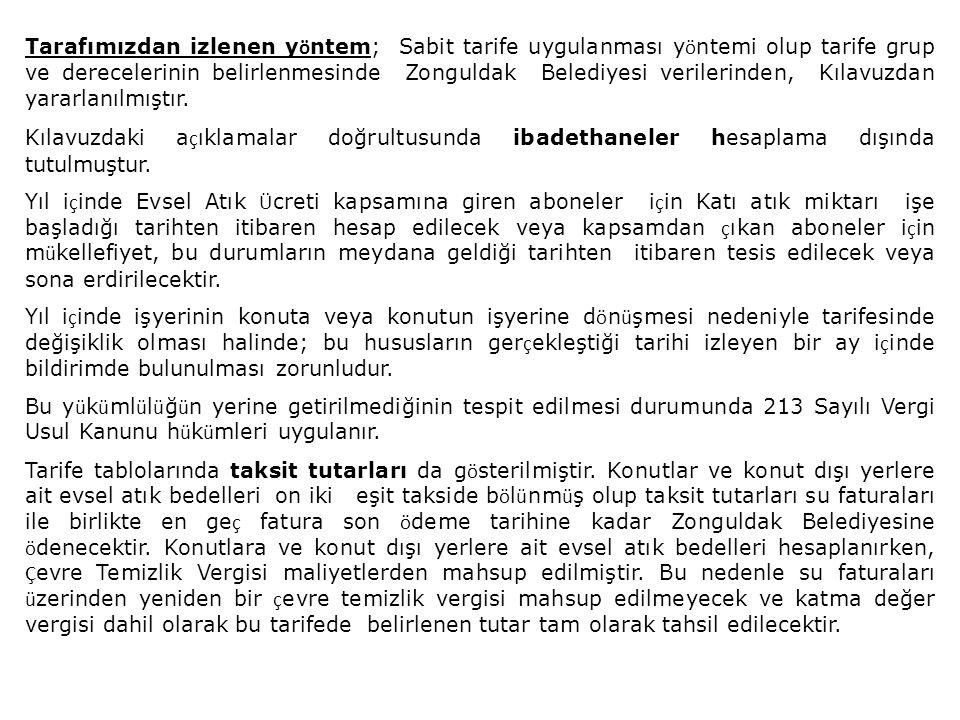 S ü resinde ö denmeyen tutarların takip ve tahsili 6183 Sayılı Amme Alacaklarının Tahsil Usul ü Hakkında Kanuna g ö re yapılacaktır.
