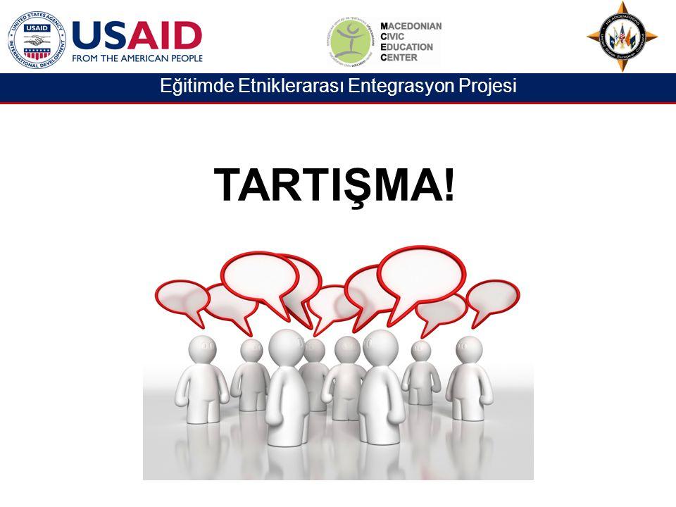 Eğitimde Etniklerarası Entegrasyon Projesi TARTIŞMA!