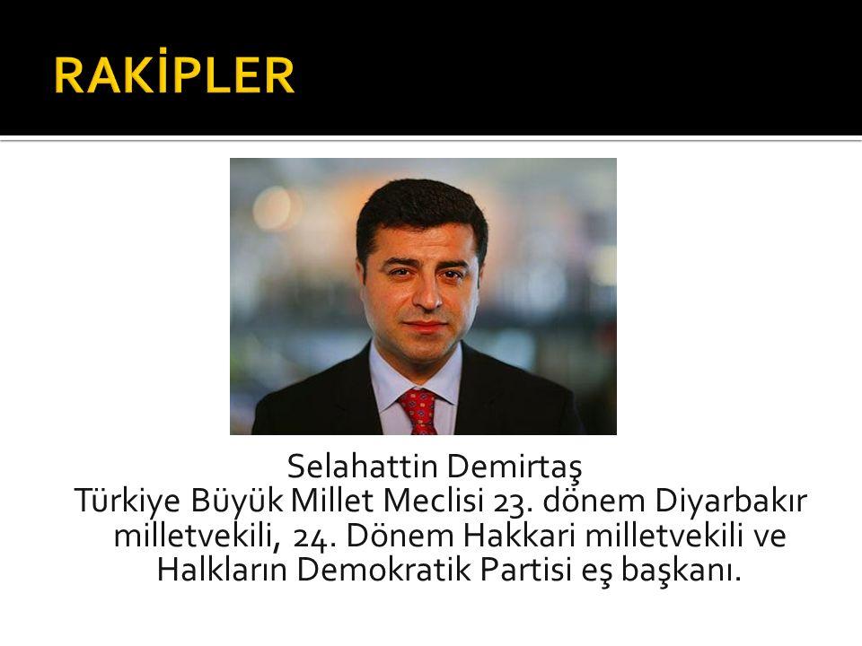 Selahattin Demirtaş Türkiye Büyük Millet Meclisi 23.