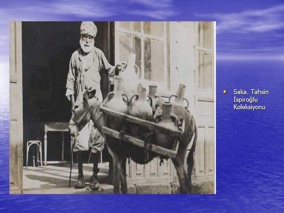 Sepet pazarı.Editör: Ludwingsohn Frères. Tahsin İspiroğlu Koleksiyonu Sepet pazarı.