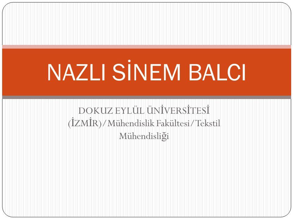 GED İ Z ÜN İ VERS İ TES İ ( İ ZM İ R)/Fen-Edebiyat Fakültesi/Türk Dili ve Edebiyatı (%50 Burslu) DİLŞAT TÜMSEK