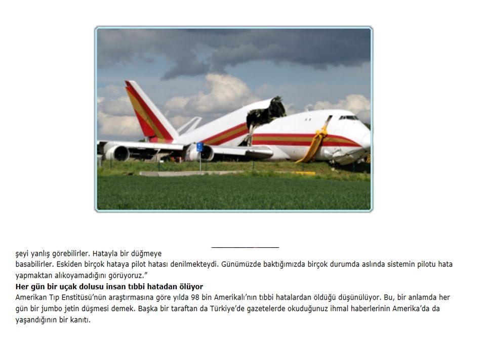 Olay raporlaması / Olay bildirimi ABD hava kuvvetleri: –2.