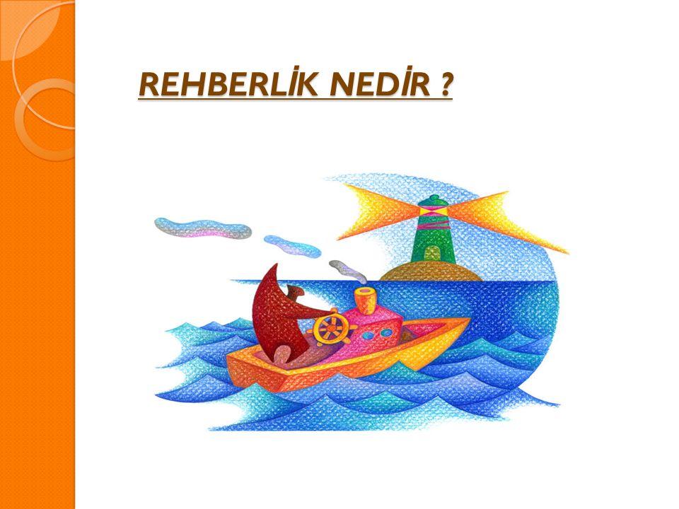 REHBERL İ K NED İ R