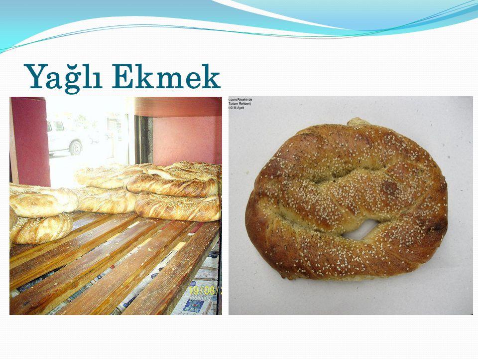 Yağlı Ekmek