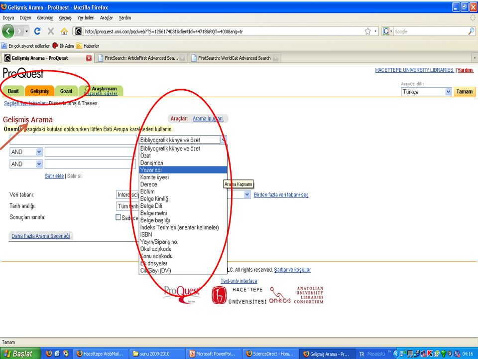  Use W/n to specify how far apart terms may appear in documents.