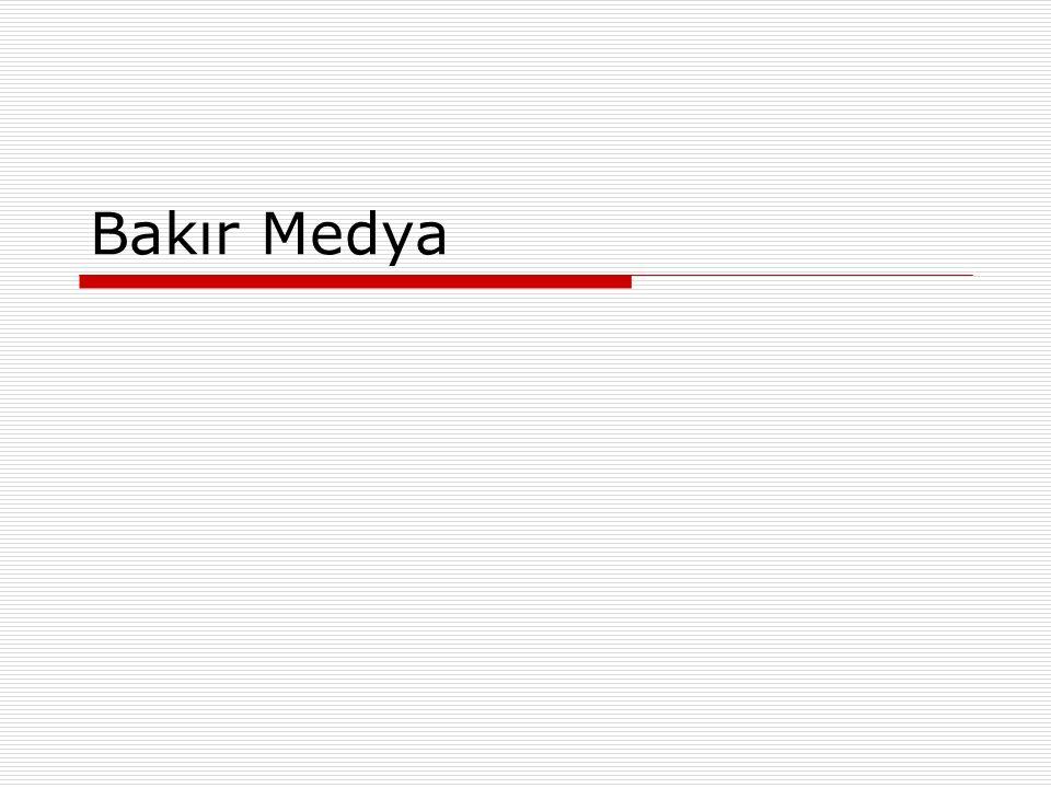 Bakır Medya