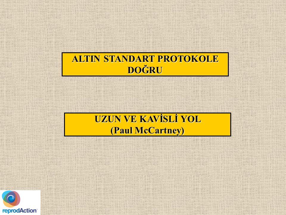 UZUN VE KAVİSLİ YOL (Paul McCartney) ALTIN STANDART PROTOKOLE DOĞRU