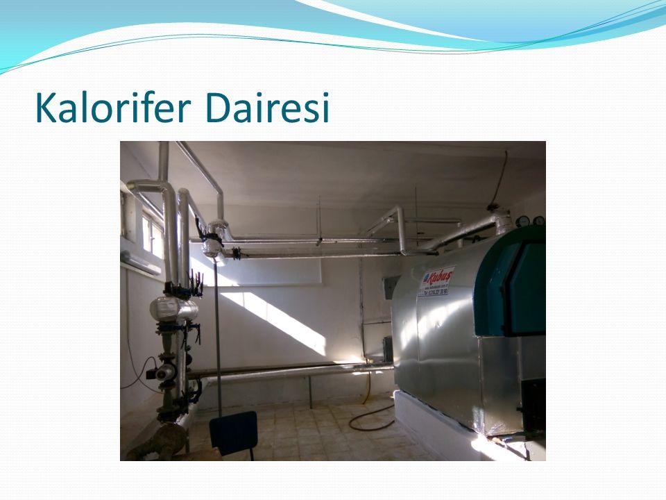 Kalorifer Dairesi