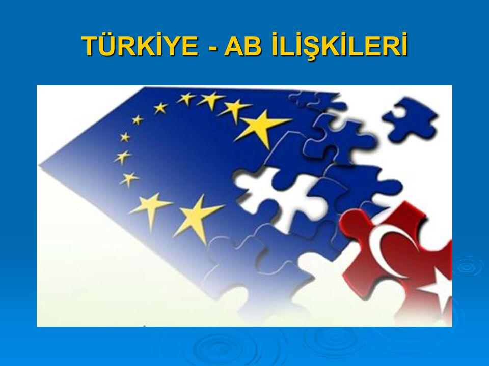 Türkiye'ye evet: Bunu tereddütsüz söylüyorum çünkü, Avrupa'nın geleceğinin Türkiye'den geçtiğine her geçen gün daha fazla inanıyorum.