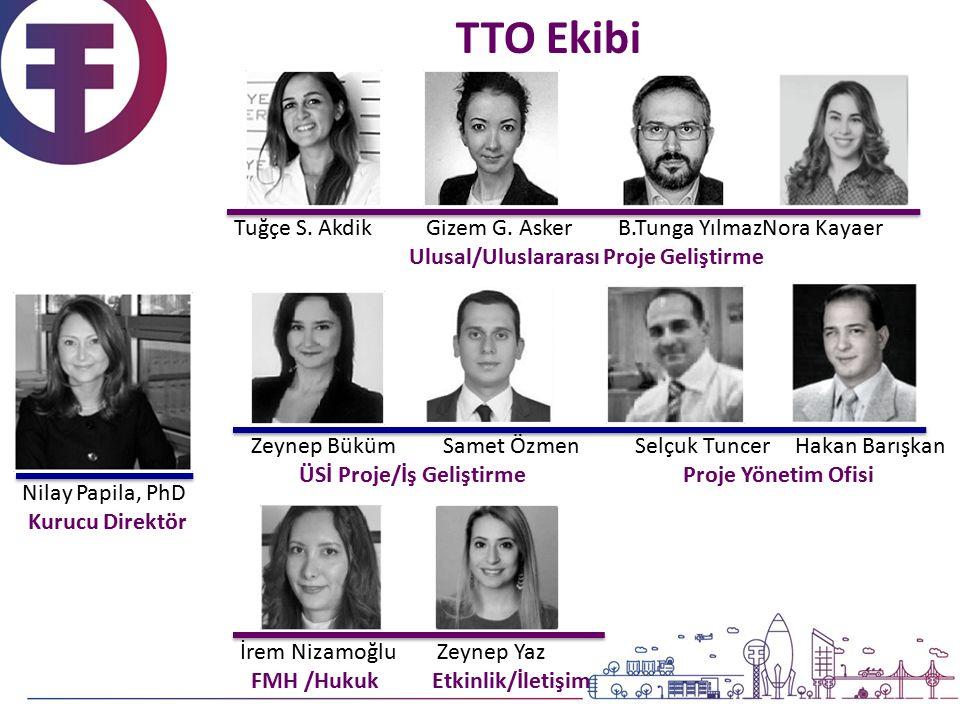 TTO Ekibi Tuğçe S. AkdikGizem G.