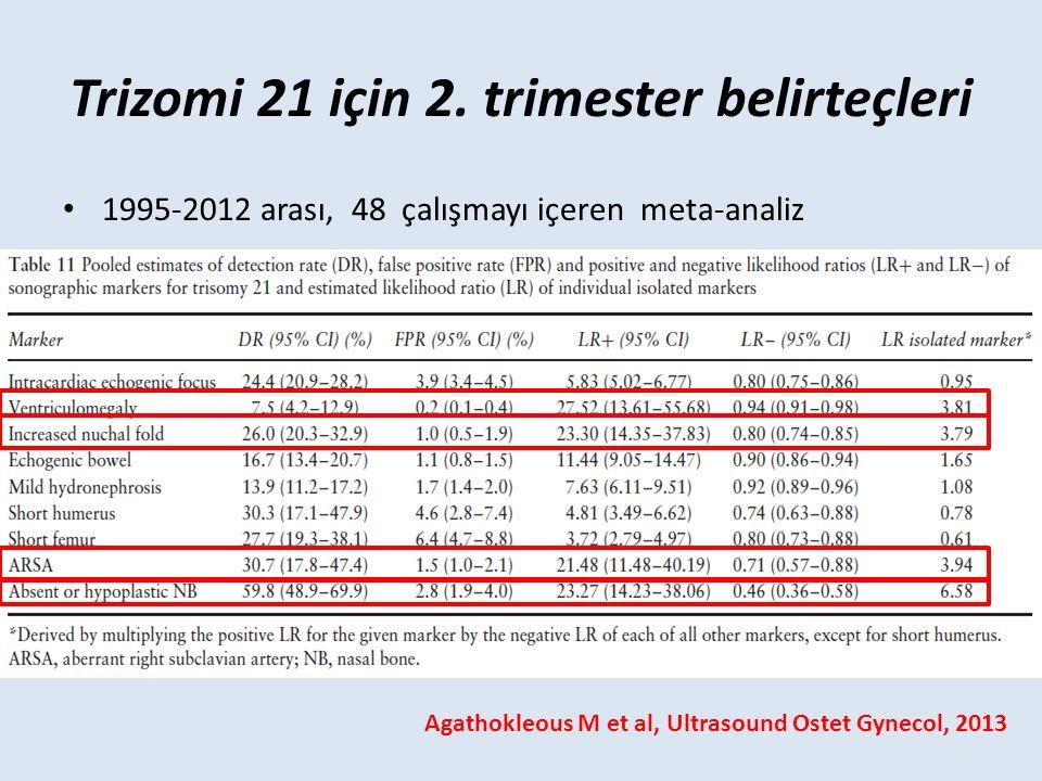 Trizomi 21 için 2.