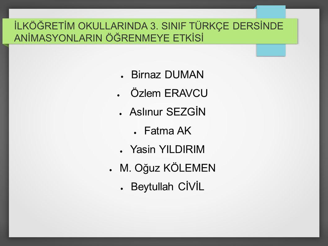 İLKÖĞRETİM OKULLARINDA 3.