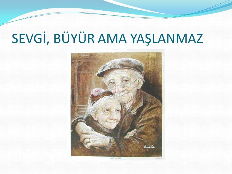 ATATÜRK'TE İNSAN SEVGİSİ Atatürk te İnsan Sevgisi Atatürk'ün gayreti Bu güzel vatan için.