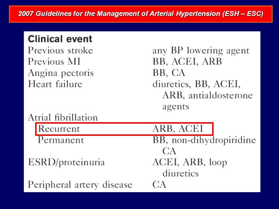  ACE inhibitörleri ve ARB'lerin tiyazid grubu diüretiklerle kombinasyonu hiperkalemi riskini artırır.
