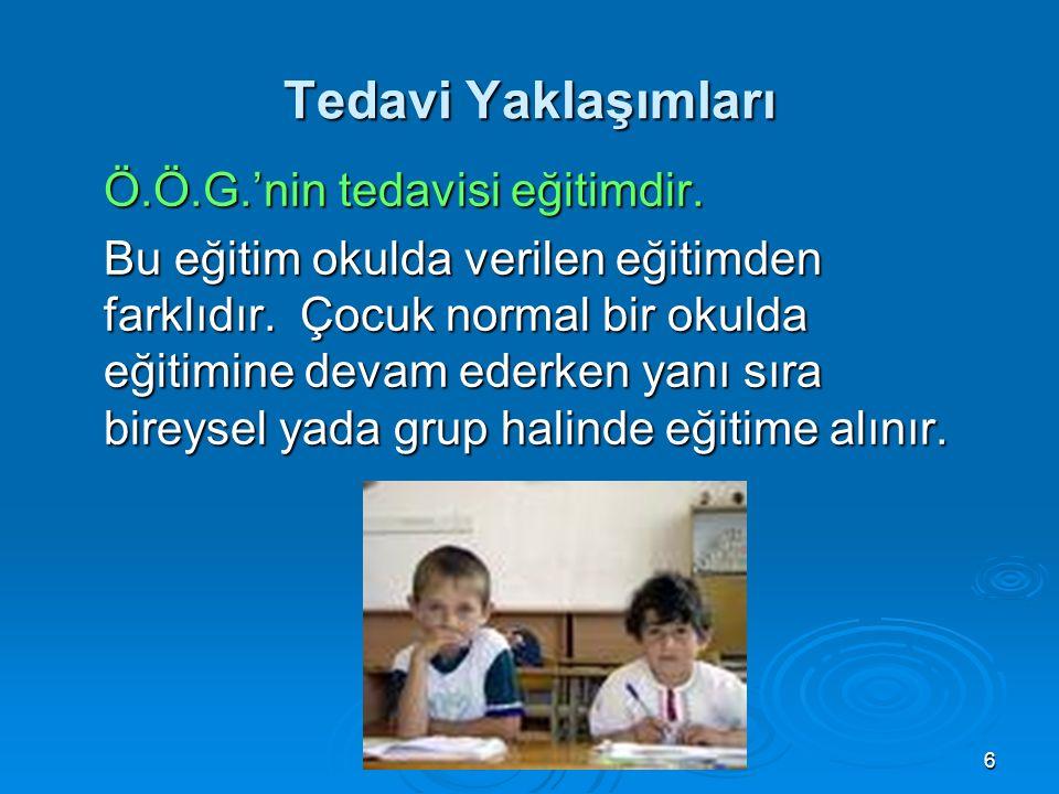 27KAYNAKLAR Bu sunum; Prof.Dr.Ümran KORKMAZLAR, Prof.Dr.
