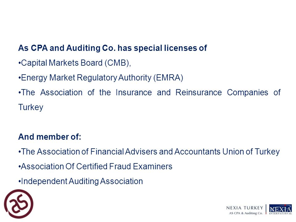 4 As CPA and Auditing Co.