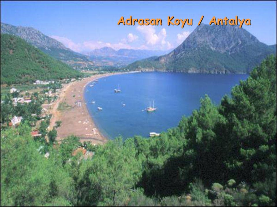 Adrasan Koyu / Antalya