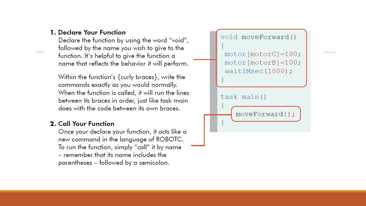 Advanced Functions-Parametre