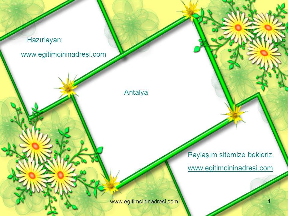 www.egitimcininadresi.com12 OnlukBirlik …. 49. Siz Yapın