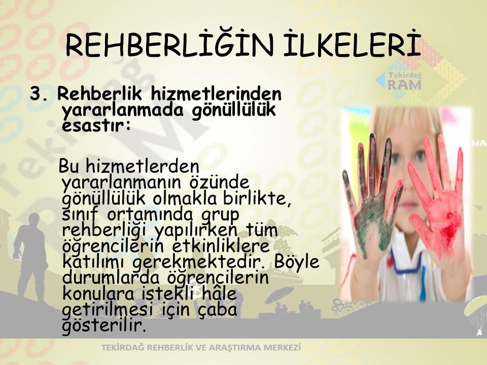 REHBERLİĞİN İLKELERİ 4.