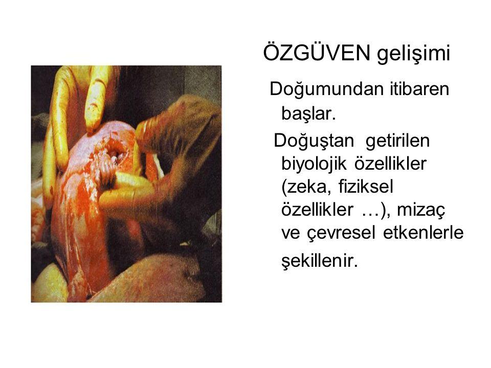 BASKICI-OTORİTER, ANA BABA TUTUMU