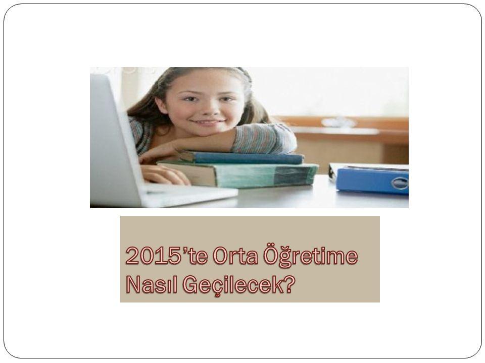 LGS, OKS, SBS Liselere Giri ş Sınavı (LGS) 2000 Ortaö ğ retim Kurumları Seçme ve Yerle ş tirme Sınavı (OKS) 2004 Seviye Belirleme Sınavları, 2008 (6,7 ve 8.Sınıflar) Seviye Belirleme Sınavı (SBS) 2009 (8.
