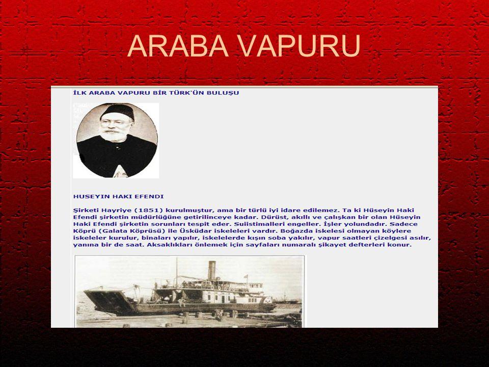 ARABA VAPURU