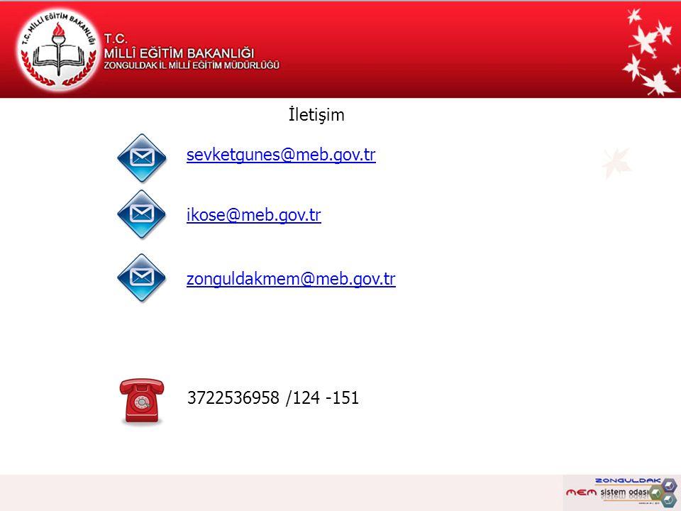 3 nüsha çıkartılarak imza kısmına ad soyad yazılıp imzalanır. 1 nüsha sizde kalacak diğer 2 nüsha 30 Eylül 2014 Salı günü saat 14:00'e kadar Zonguldak