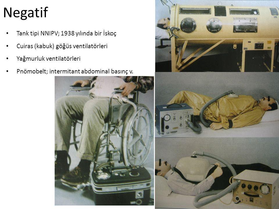Basınç sınırlı ventilatörler Kaçak durumunda ayarlanan basınç korunur Hasta ve ventilatör uyumu iyidir PSV ve PEEP uygulanması hastanın solunum iş yükünü azaltır Maksimum 20 cmH 2 O basınç oluştururlar – Obezite hipoventilasyon, göğüs duvarı restriksiyonunda 30-37 cmH 2 O Antalya-NIMV kurs 200914