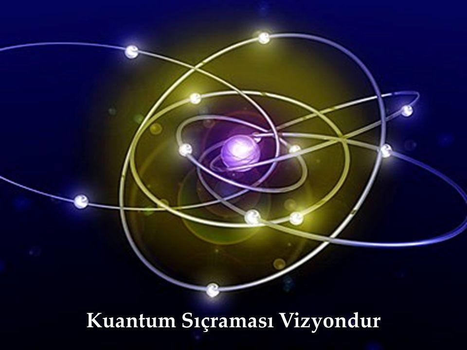 03.10.2015Mehmet EKİNCİ 3 Kuantum Sıçraması Vizyondur