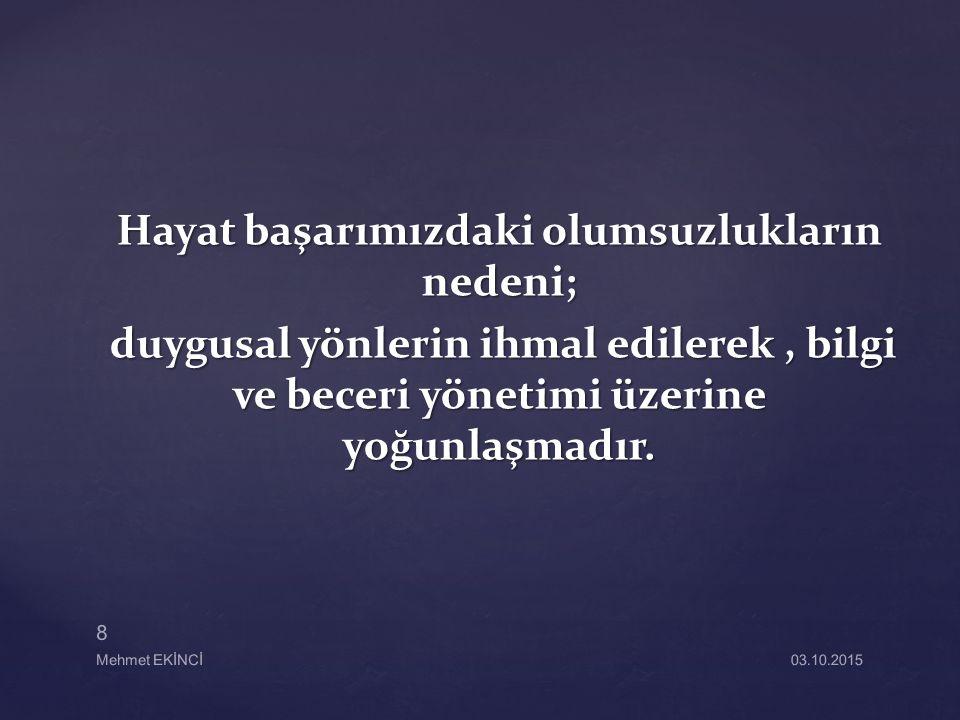 Mehmet EKİNCİ 79