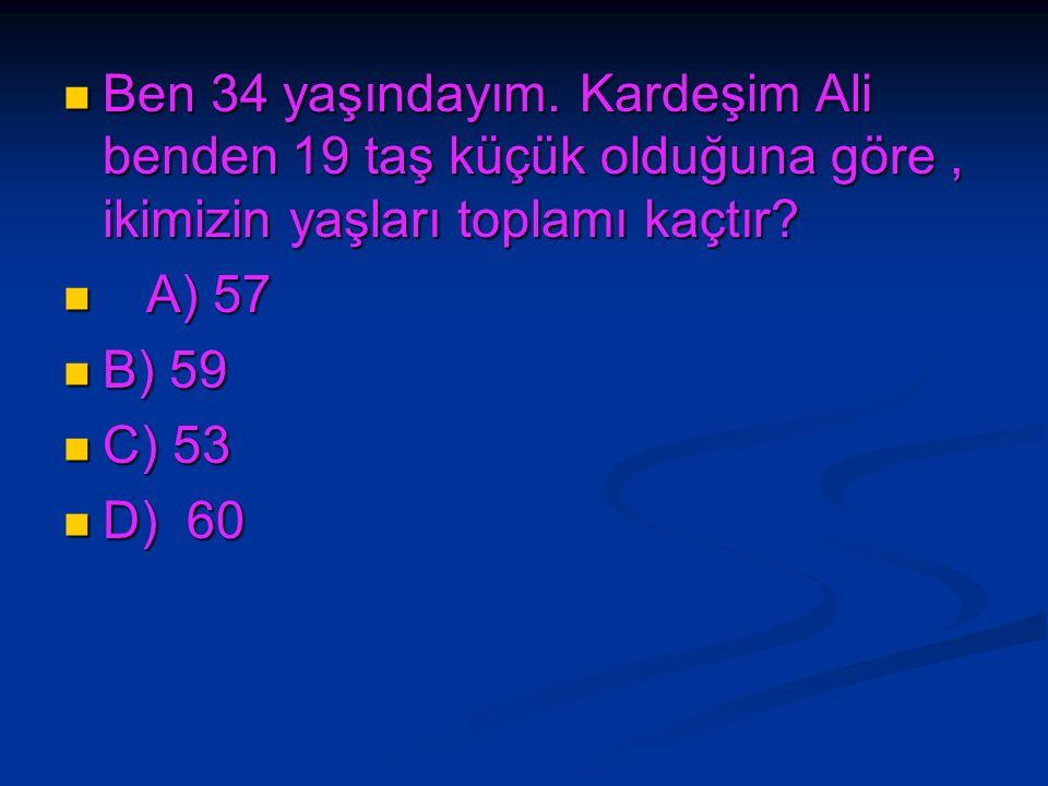 5 binlik+ 1 yüzlük+ 2 birlik şeklinde çözümlenen doğal sayı kaçtır? 5 binlik+ 1 yüzlük+ 2 birlik şeklinde çözümlenen doğal sayı kaçtır? A) 512 A) 512