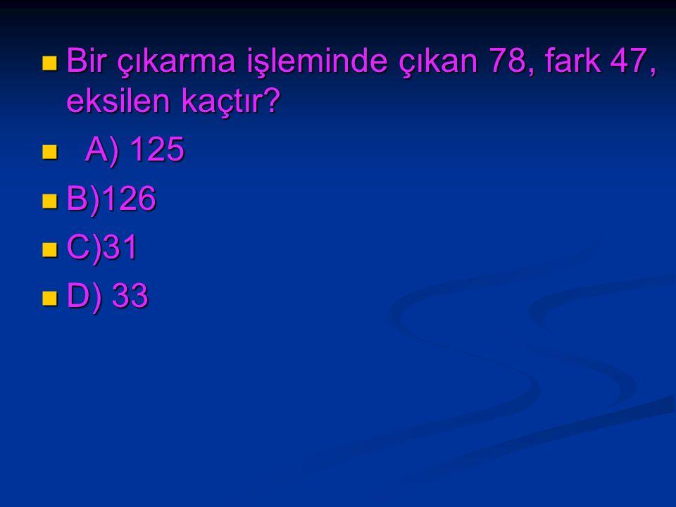Ali bir günde 19 problem çözüyor. 8 günde kaç problem çözer? Ali bir günde 19 problem çözüyor. 8 günde kaç problem çözer? A) 27 A) 27 B) 152 B) 152 C)